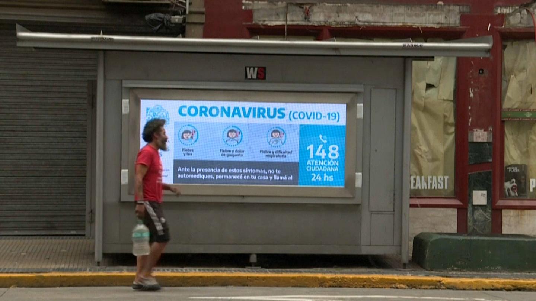 Suman 2.281 los muertos por coronavirus en Argentina