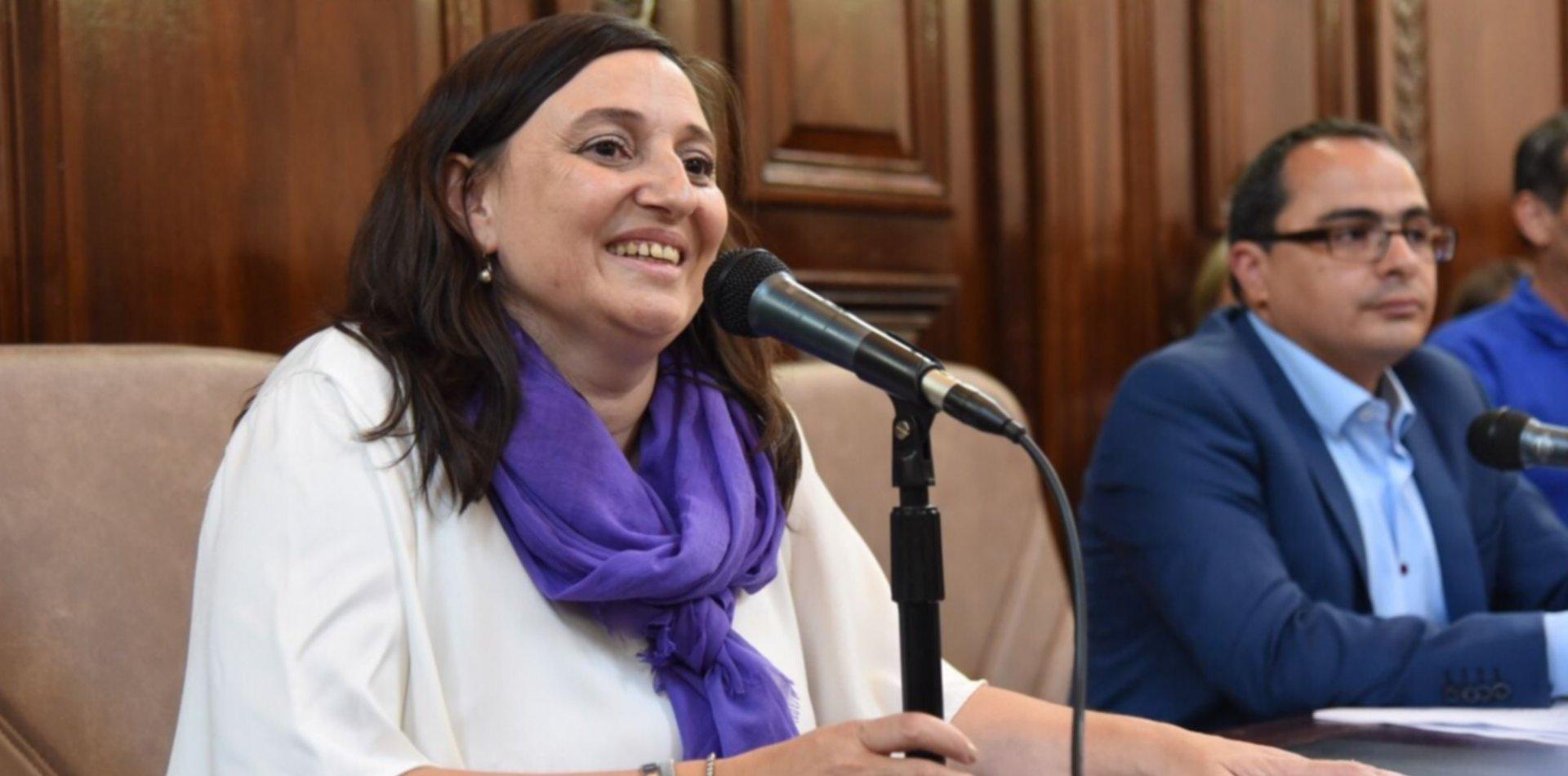La presidenta del Concejo Deliberante de La Plata dio positivo de Covid