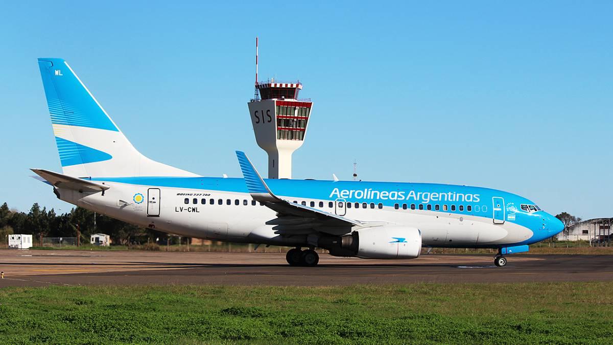 Aerolíneas programa vuelos a Madrid y Miami