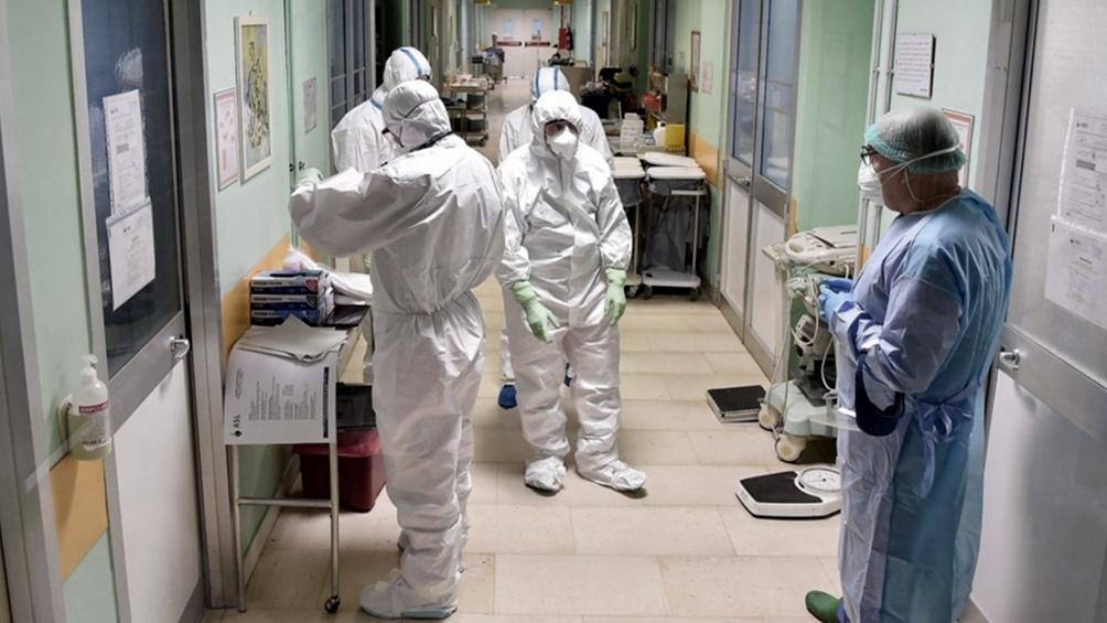Coronavirus: 2.178 y 119.301 contagiados en el país