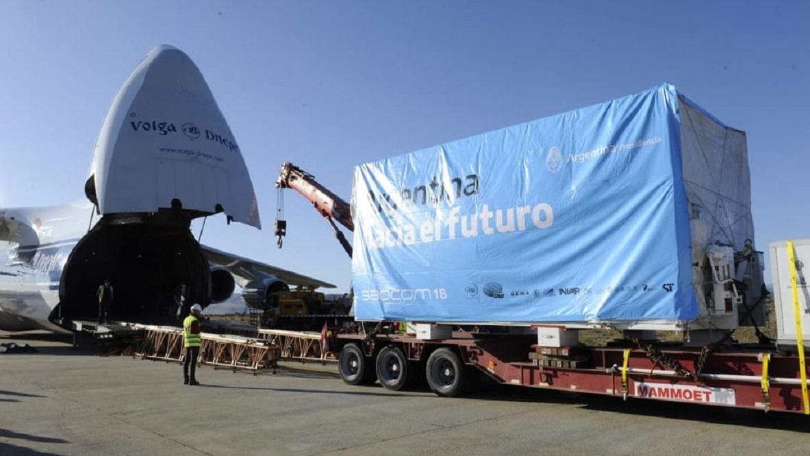 Reprograman para fines de agosto el lanzamiento del satélite argentino Saocom 1B