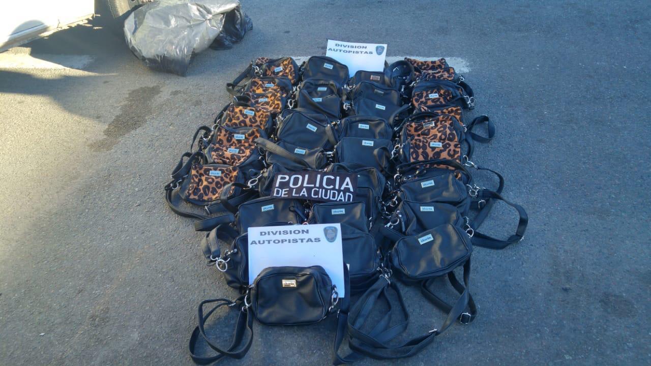 La Policía de la Ciudad secuestró casi 200 carteras truchas