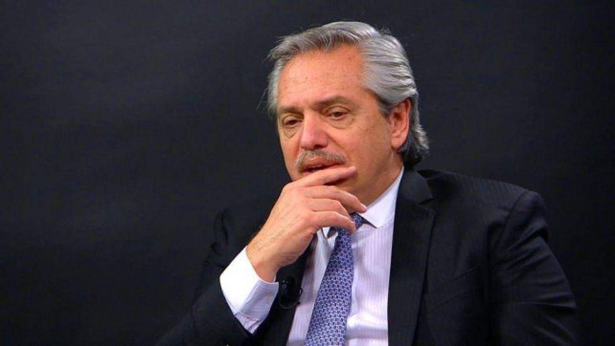 Alberto Fernández: «Nadie está a salvo del riesgo que se corre»