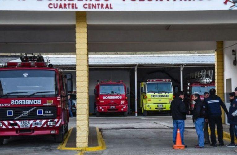 Cerraron un cuartel de bomberos voluntarios en Chubut por tres casos de coronavirus