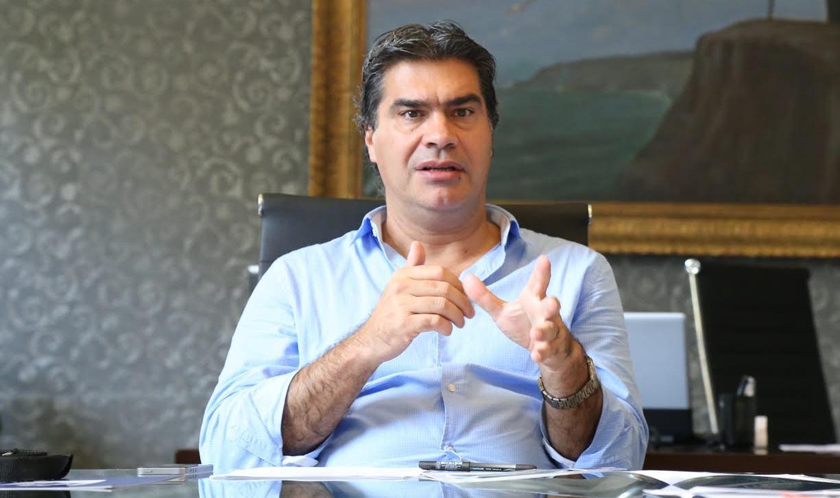 Capitanich agradeció la ayuda nacional