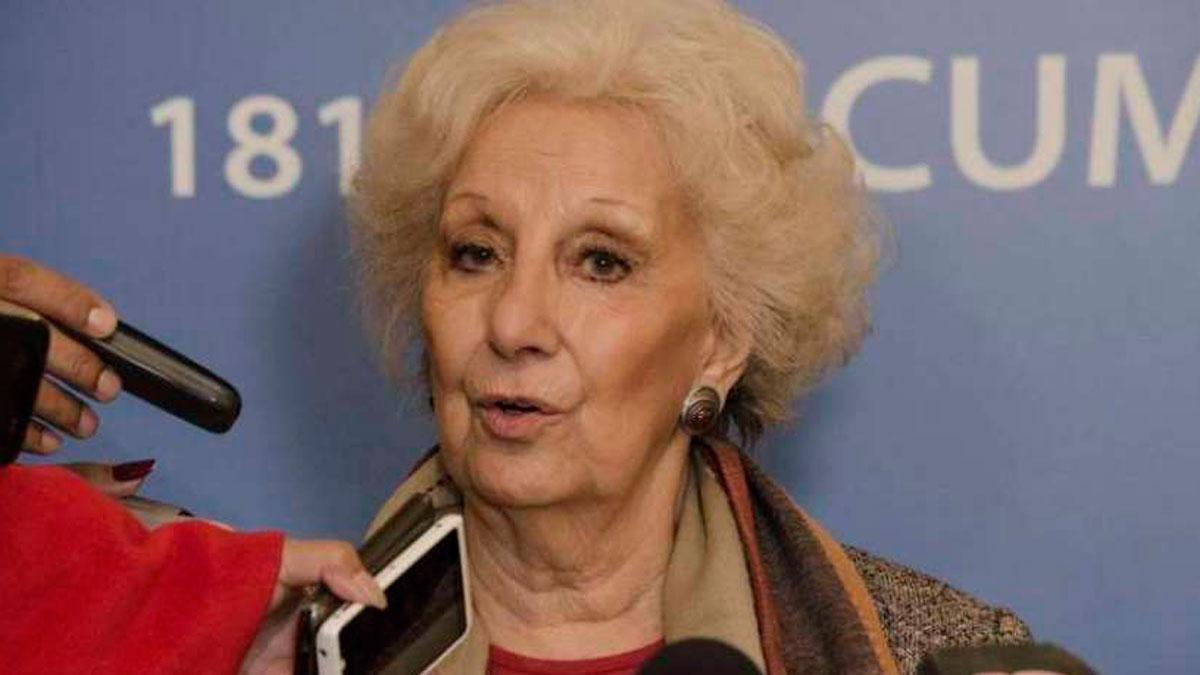 Carlotto cuestionó la carta de Bonafini al Presidente