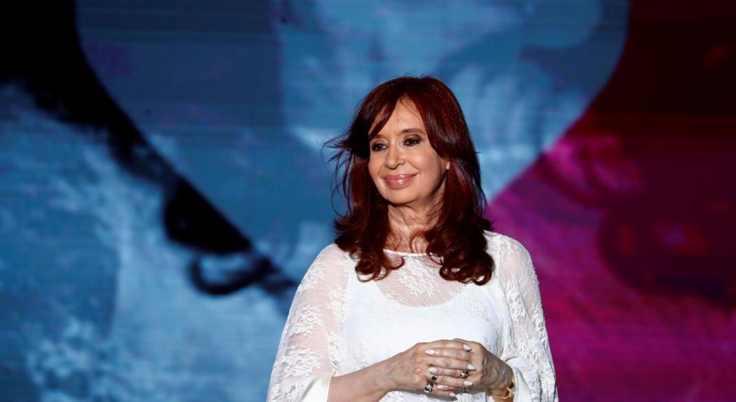 CFK: «Axel tiene razón, se nota mucho»