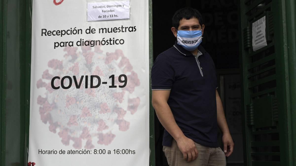 Coronavirus: 46 personas murieron y 4.192 fueron diagnosticadas