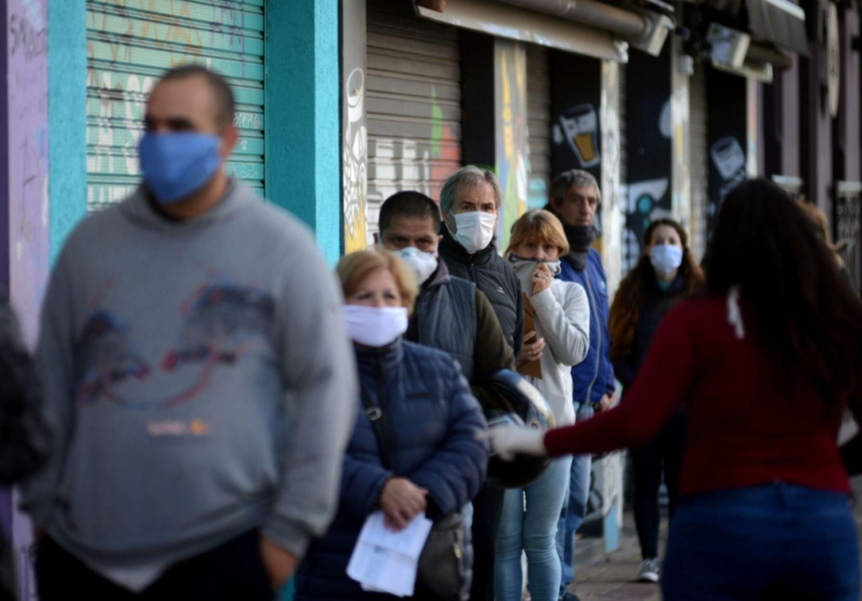 Coronavirus: Otras 113 personas murieron y hay 3.937 nuevos contagios