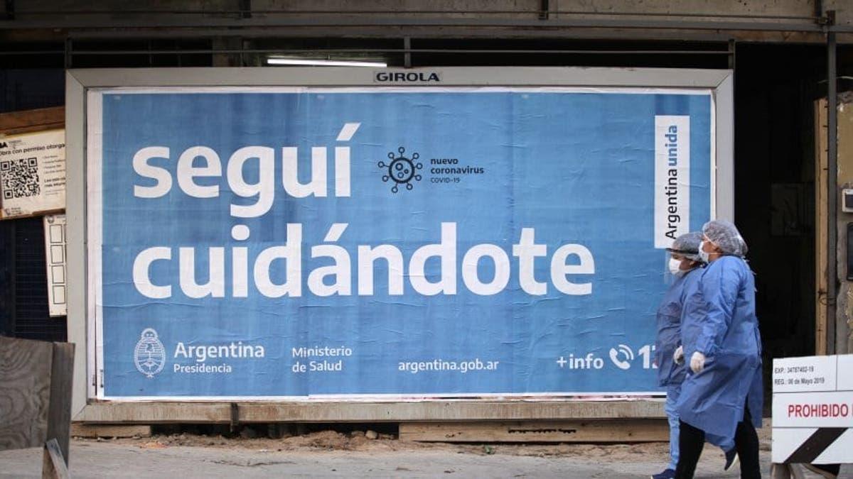 Coronavirus Argentina: 40 nuevas muertes y 4.231 nuevos casos