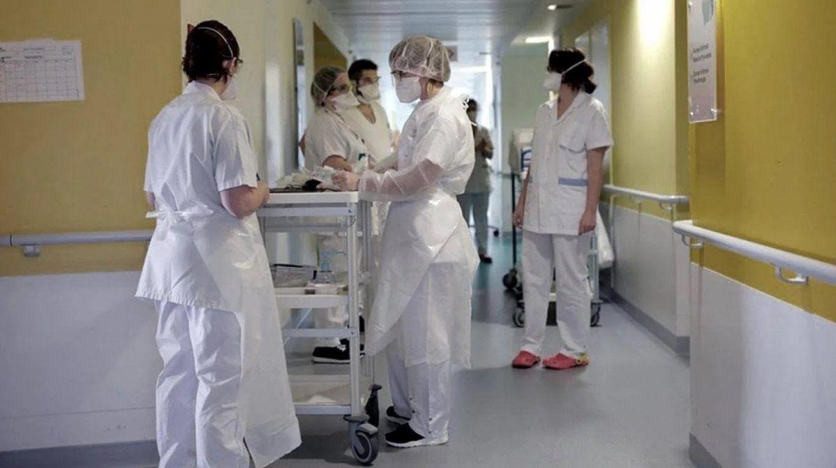 La ocupación de terapia intensiva en el sector privado llega al 80%