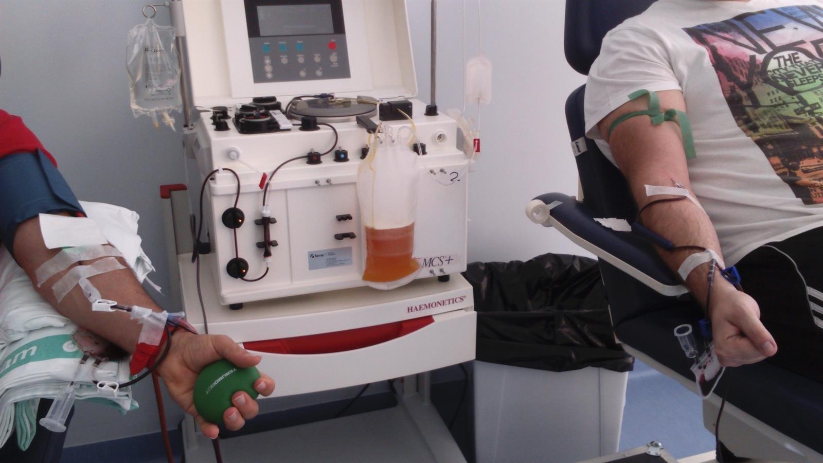 Declaran de interés sanitario en la Ciudad a la donación de plasma