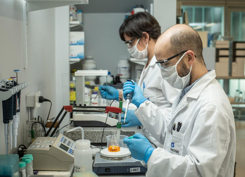 $ 30 millones para el ensayo de suero equipo hiperinmune anti coronavirus
