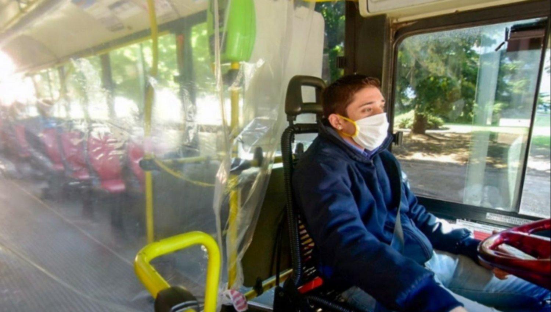 AMBA: 51.407 personas más circularon esta semana en transporte público
