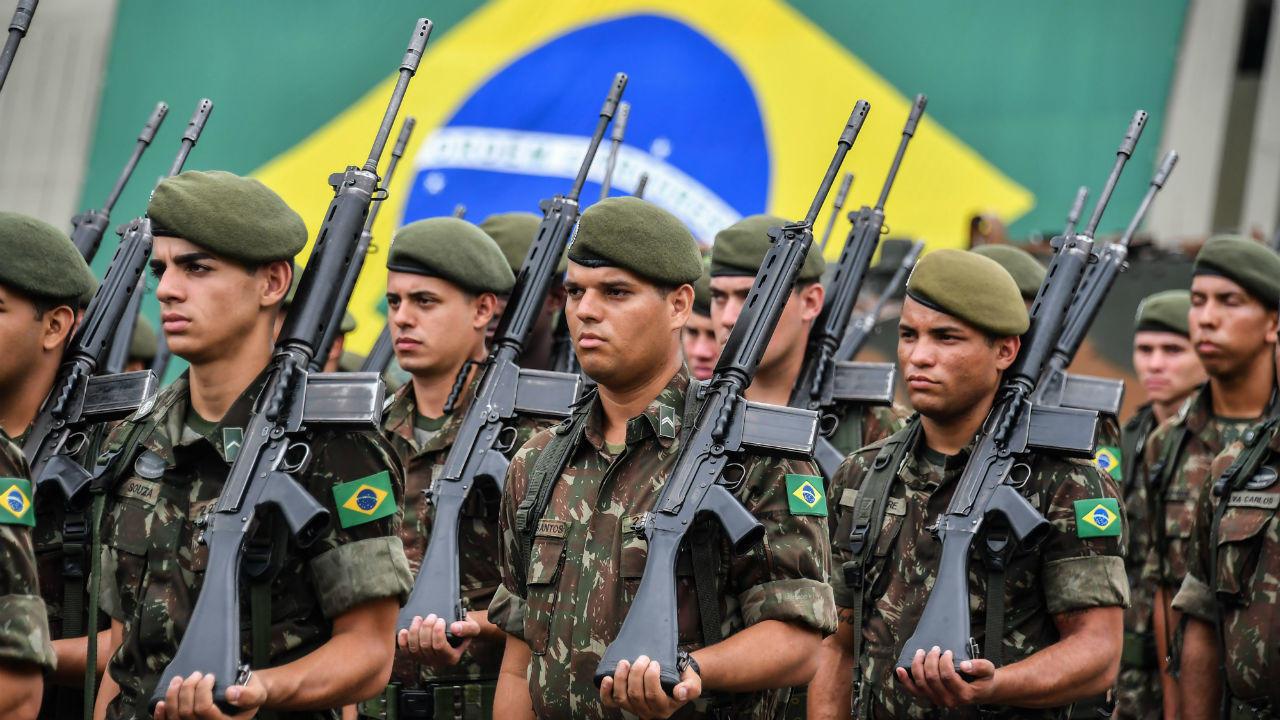 Militares brasileños advierten posibles de conflictos armados en la región
