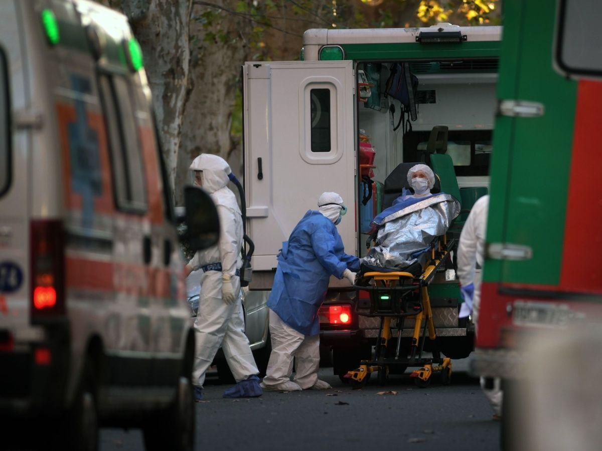 Informan 76 nuevos fallecimientos y suman 6.406 los muertos por coronavirus en Argentina