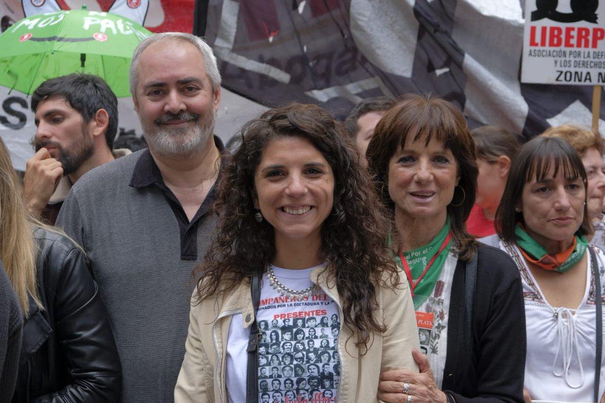 """Cele Fierro: """"Berni ampara a la Bonaerense y Kicillof ampara a Berni»"""