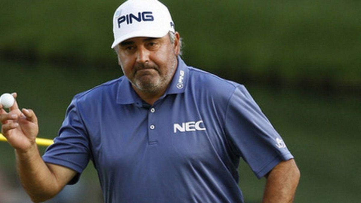 Interpol pone en alerta roja el pedido para detener al golfista Ángel «Pato» Cabrera