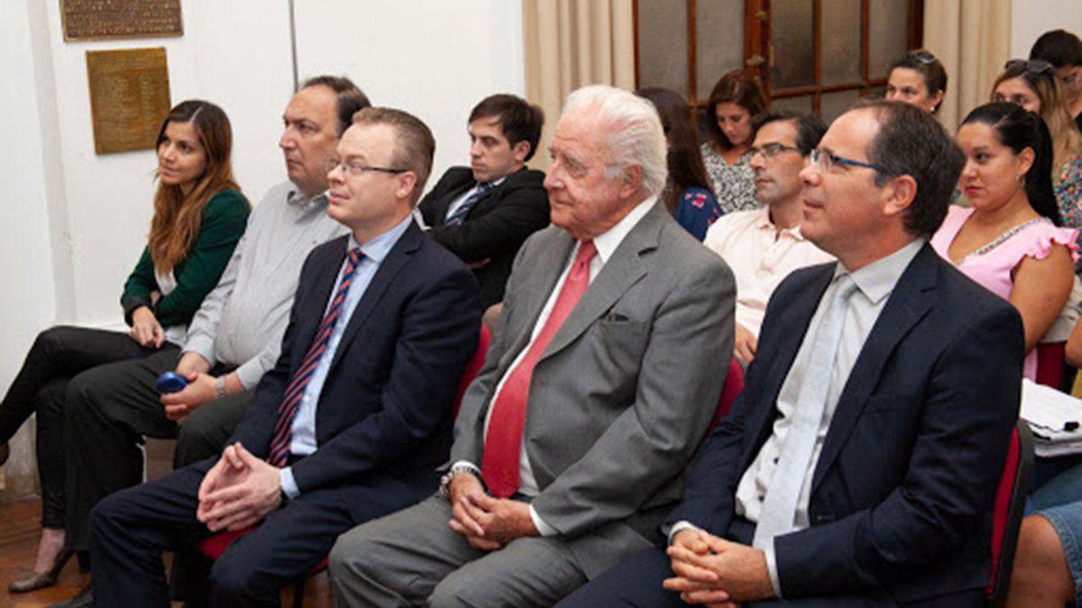 Dio positivo en coronavirus el ministro de la Corte santafesina Eduardo Spuler
