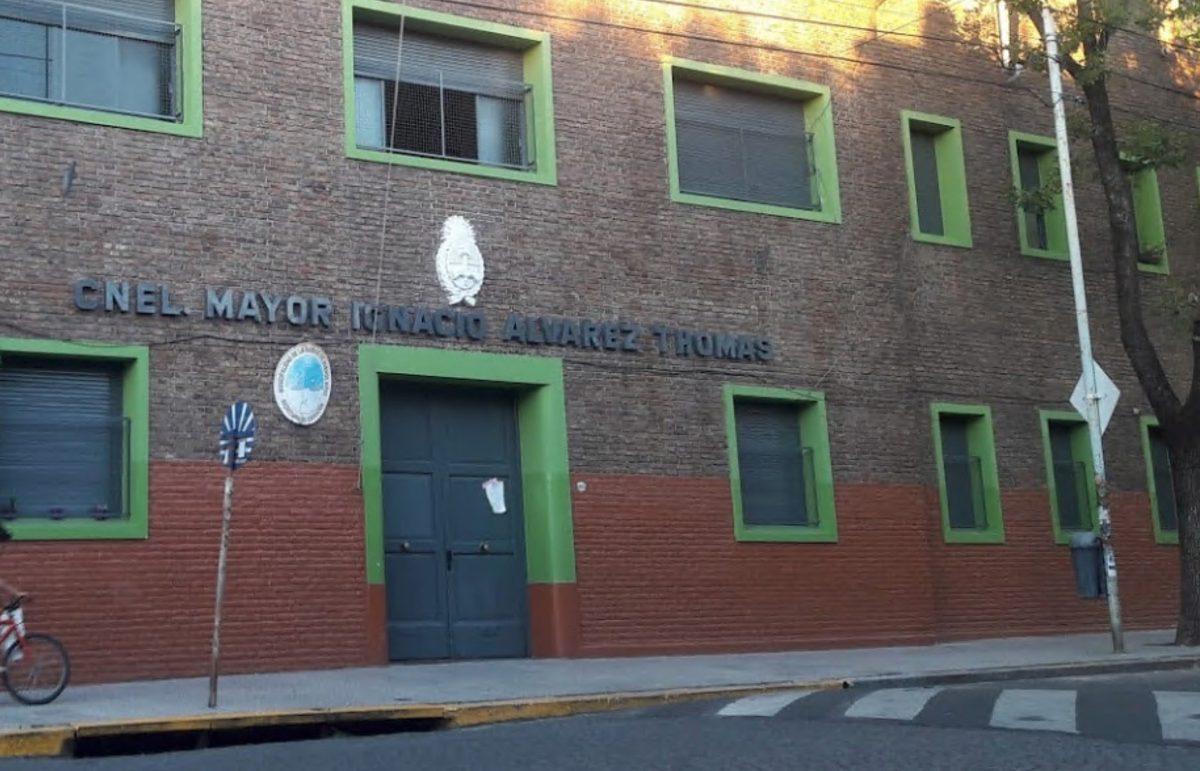 El Gobierno porteño intervino cooperadora del colegio Álvarez Thomas