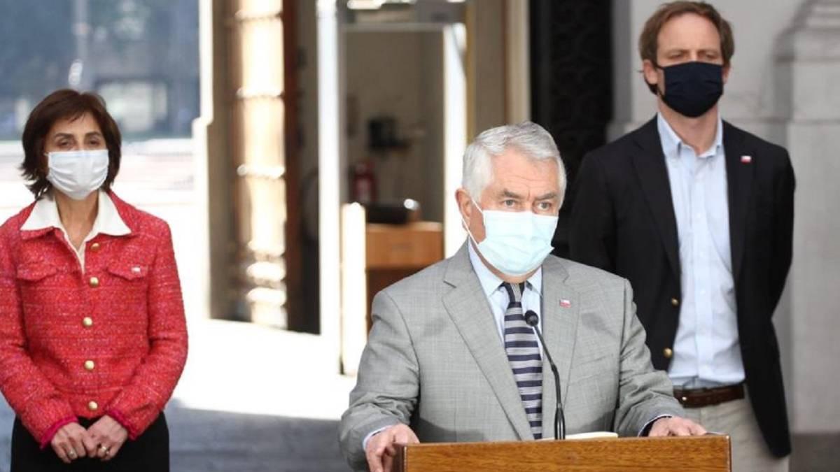 Chile supera los 450.000 casos de coronavirus