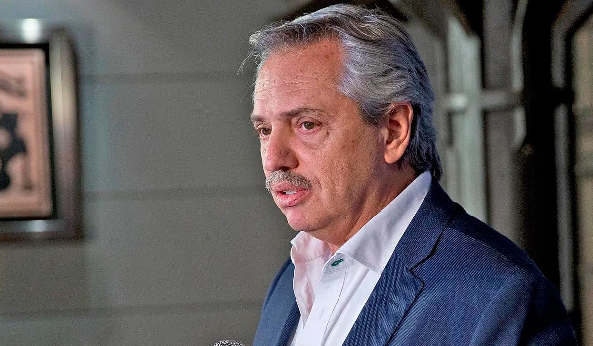 Alberto Fernández: «Queremos saber qué pasó»