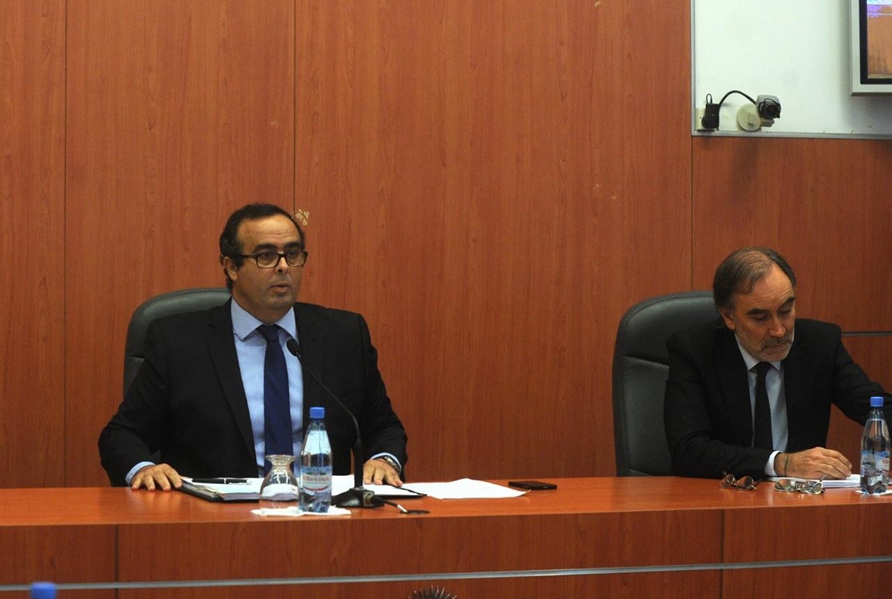 El fiscal general rechazó el pedido de amparo de Bruglia y Bertuzzi