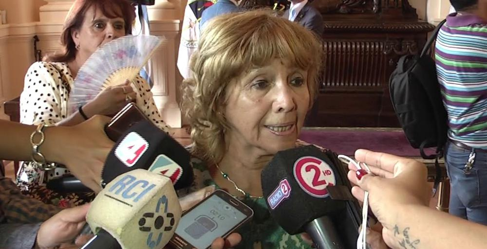 """Palmieri: """"Es un mensaje mafioso del gobernador Morales"""""""