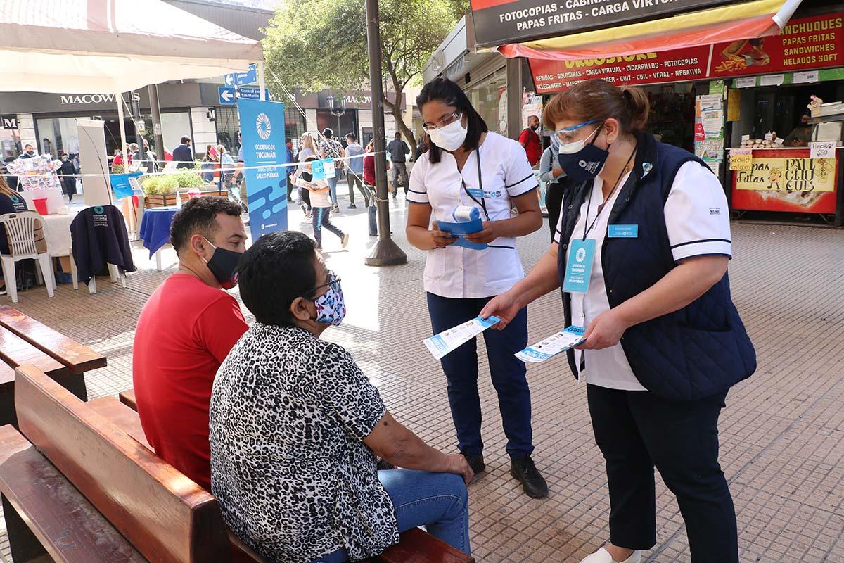Córdoba, Santa Fe, Mendoza, Salta y Tucumán, las provincias con más contagios fuera del AMBA