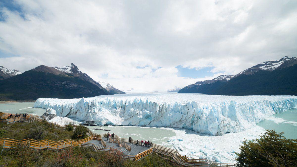 Reapertura del Parque Nacional Los Glaciares