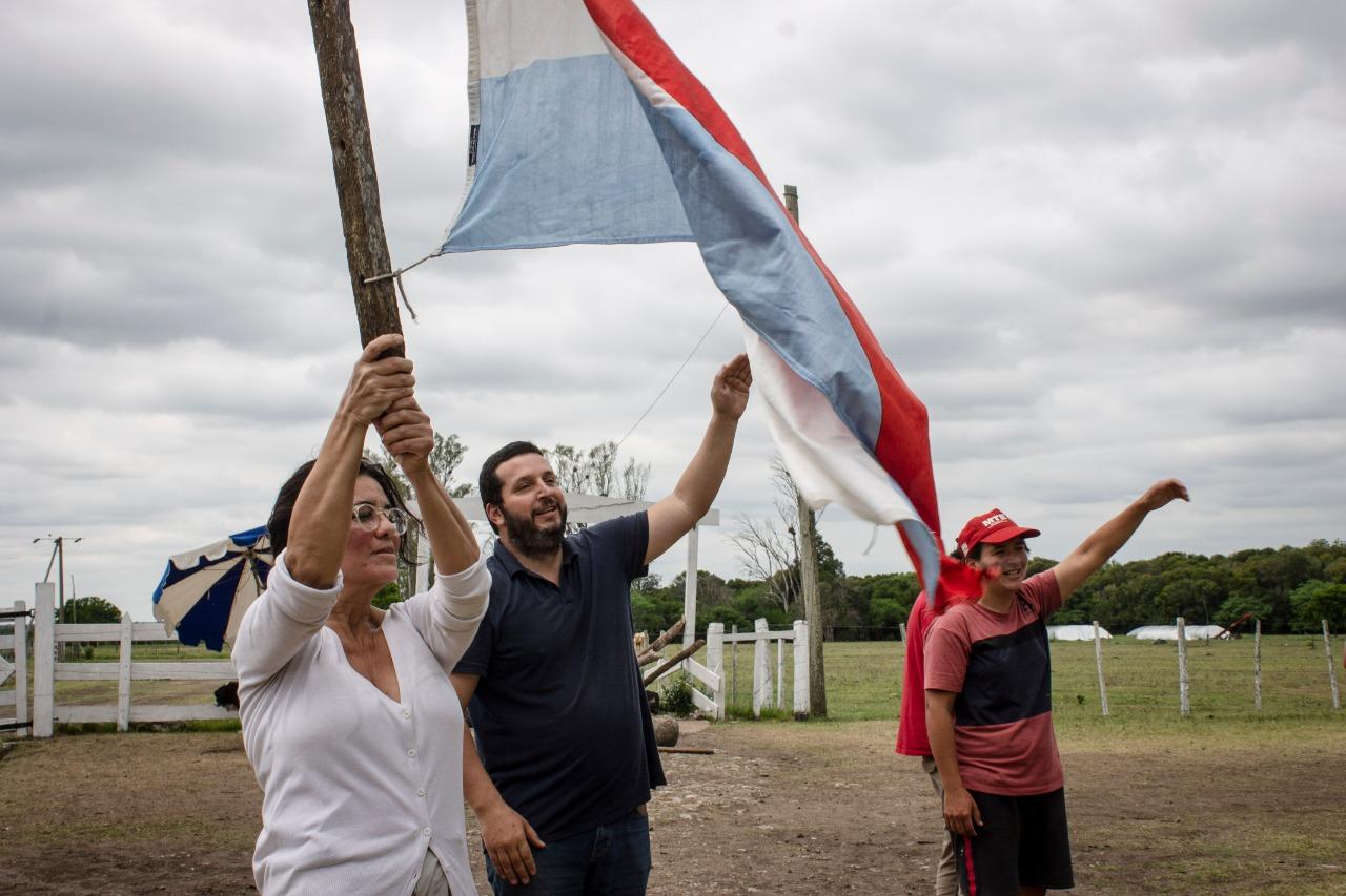 La Justicia  le da la razón a Dolores Etchevehere y los integrantes de Proyecto Artigas