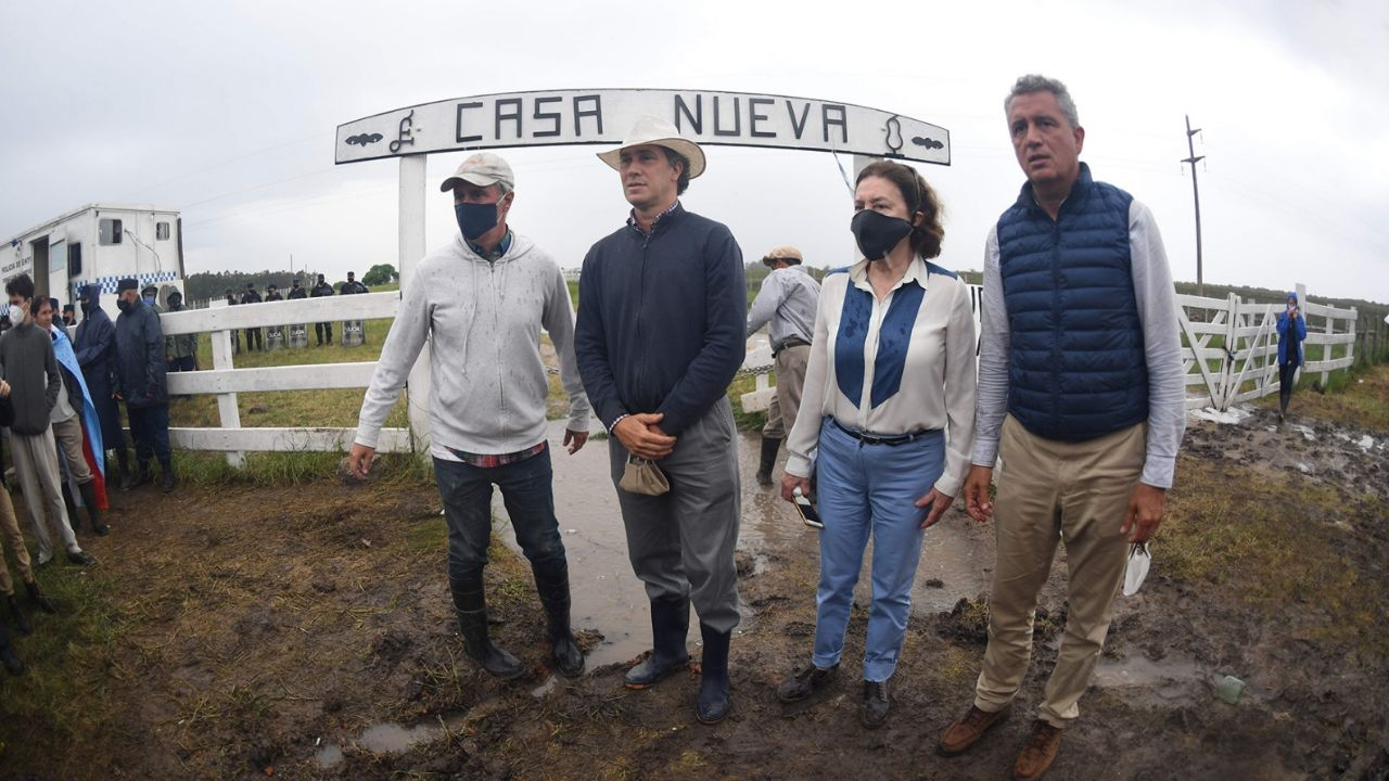Luis Etchevehere, sus hermanos y la madre tienen cita con el juez por una megaestafa
