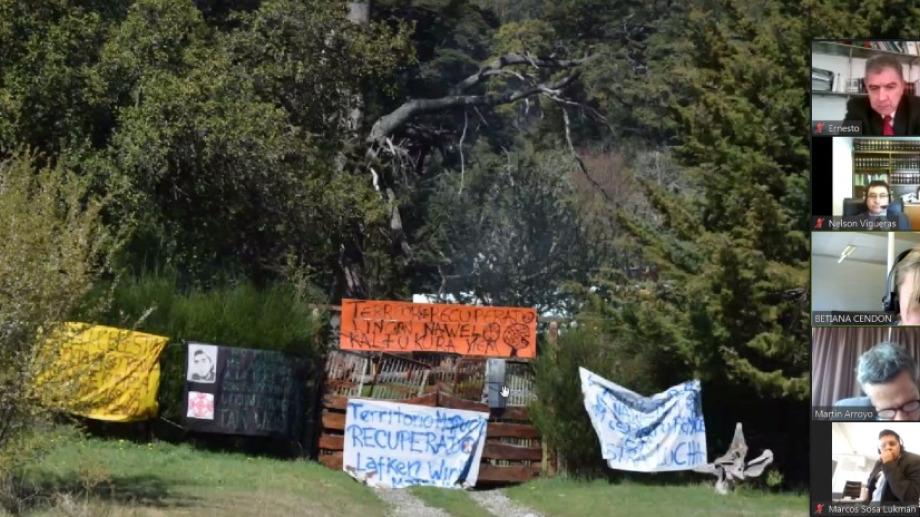 Mapuches piden al Papa que interceda para frenar un desalojo