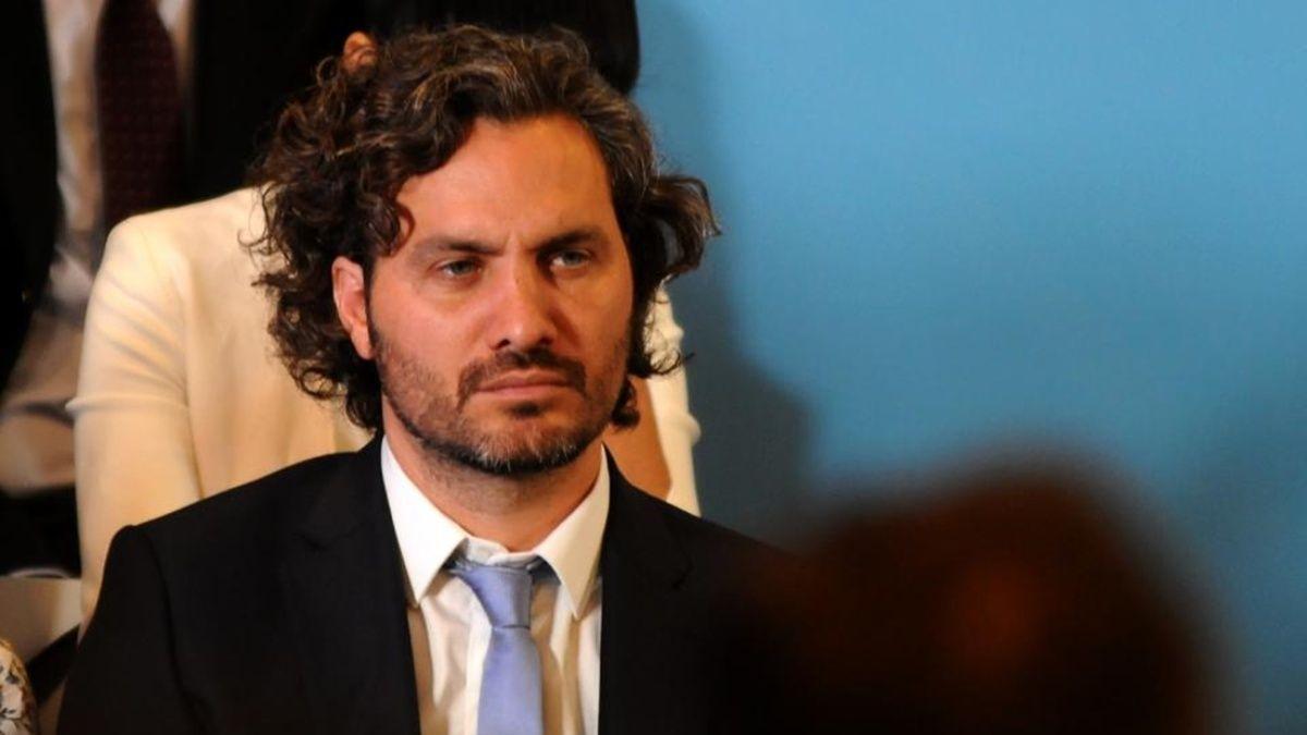 """Cafiero dice que Argentina vive una """"doble crisis"""" por la pandemia y la economía"""