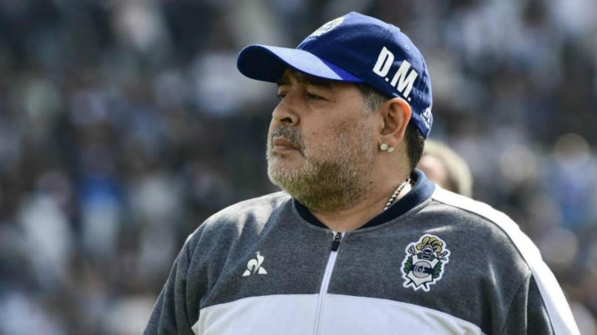 Maradona recibe alta clínica