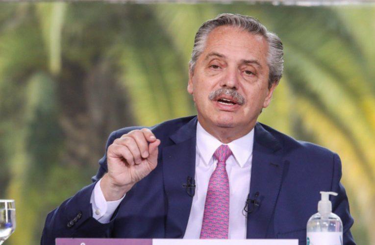 El Presidente llamó a dejar «las diferencias del pasado» en diálogo con su par brasileño