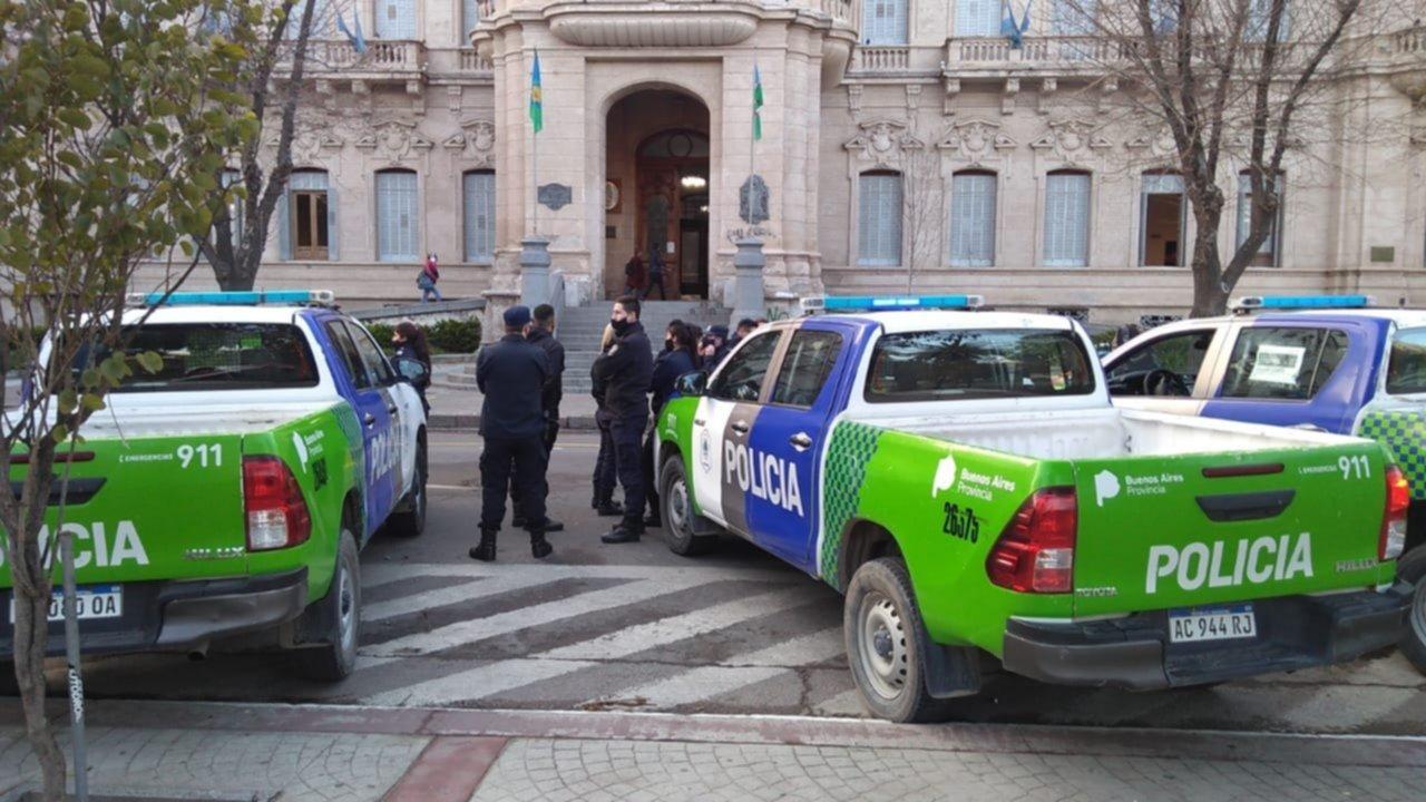 Detienen en Bahía Blanca a un hombre acusado de abuso