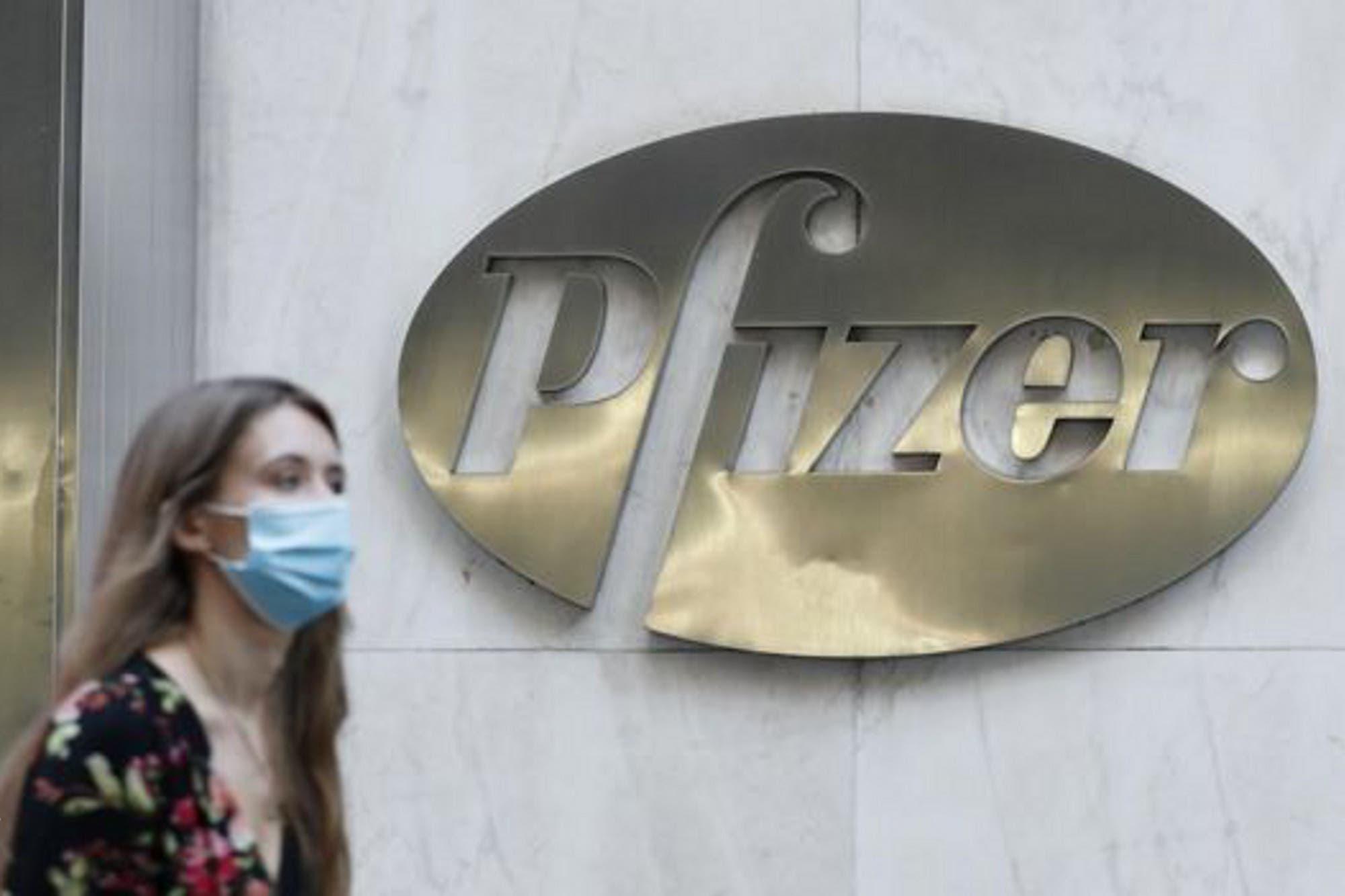 Pfizer anunció que su vacuna alcanzó una efectividad del 95%