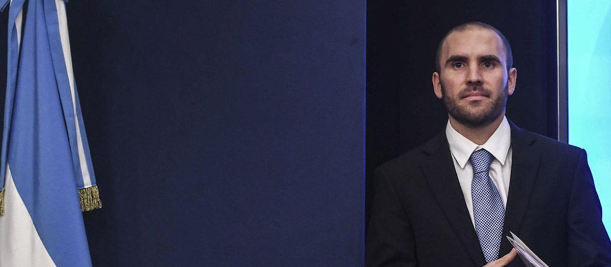 Martín Guzmán participa de un encuentro sobre el rol de las finanzas