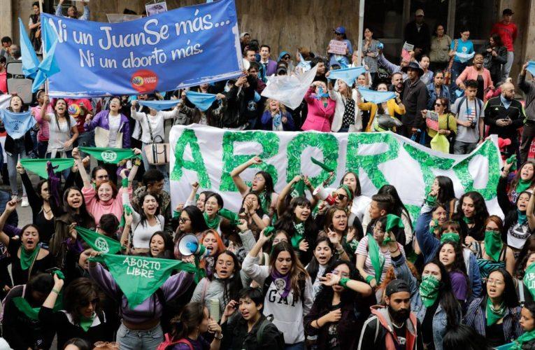 Se movilizan mañana en todo el país sectores contrarios a la legalización del aborto