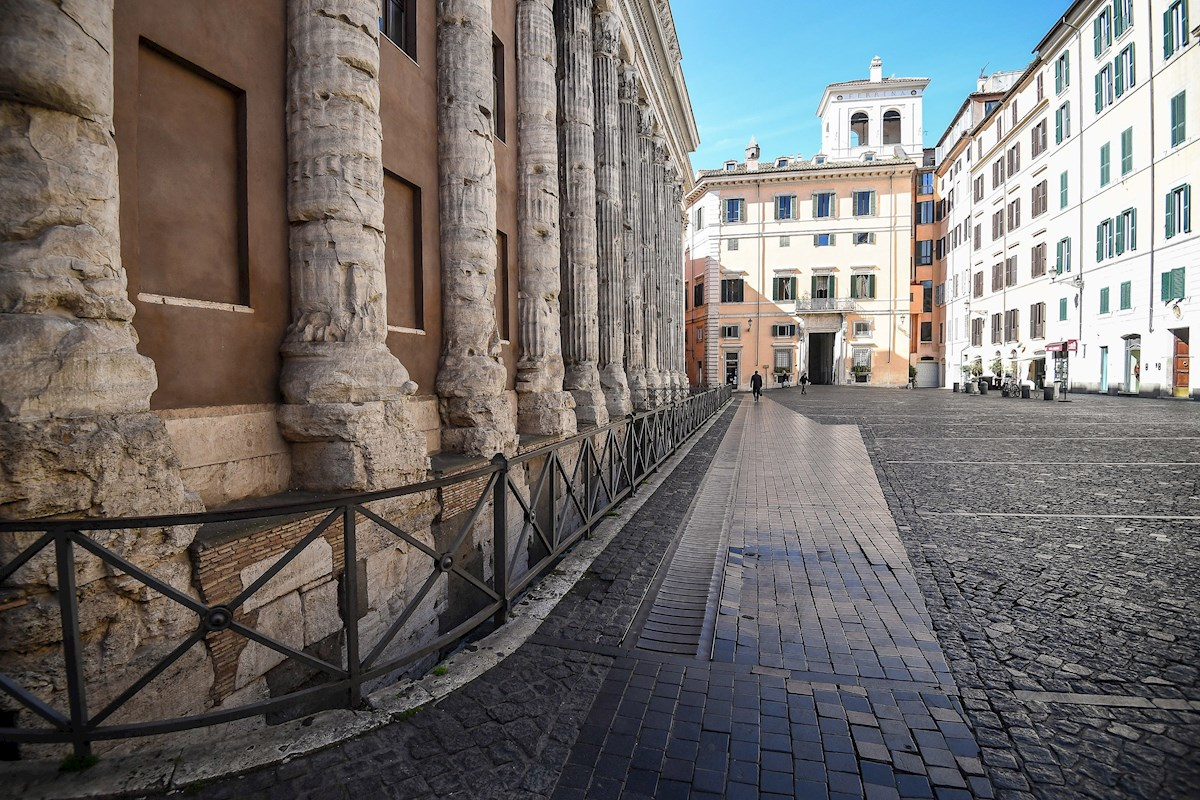 Italia no descarta una nueva cuarentena total