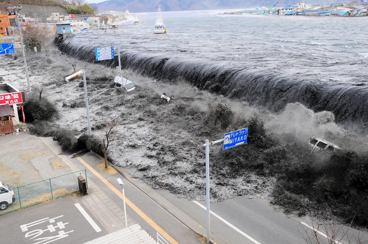 Para 2030, la mitad de la población mundial vivirá en áreas propensas a tsunamis