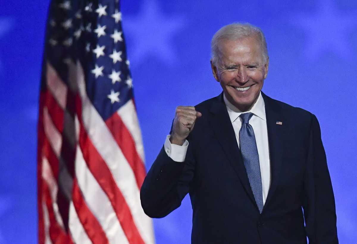Biden, más cerca del triunfo