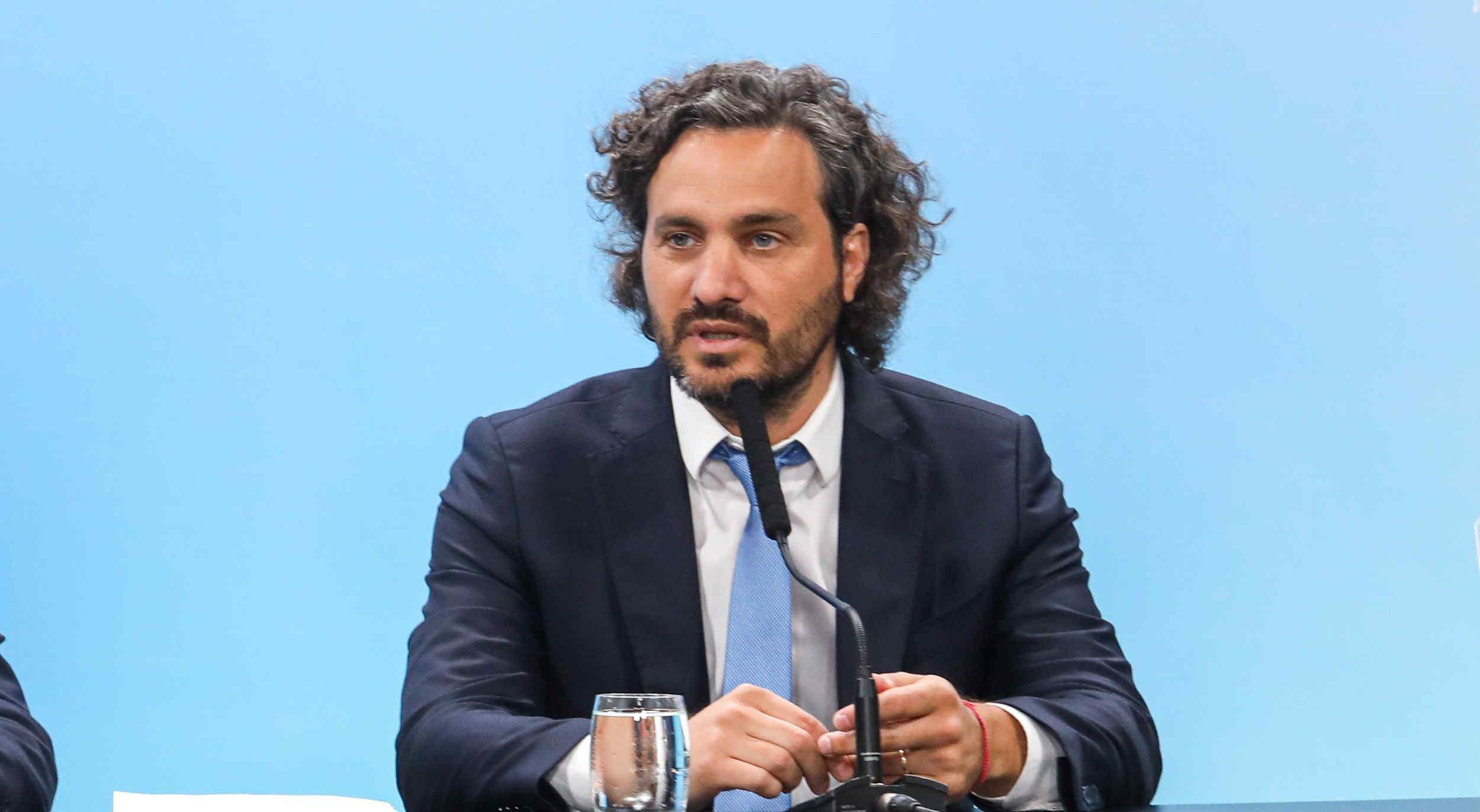 Cafiero destaca que fondos de Aporte serán destinados a salud, urbanización y pymes
