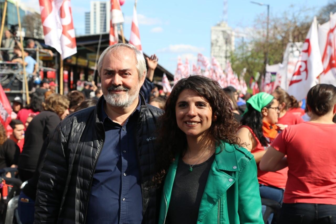 El Frente de Izquierda Unidad responde a las acusaciones y refuta al gobierno