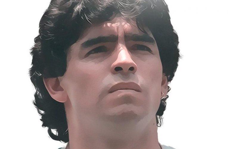 River despidió en sus redes a Diego Maradona