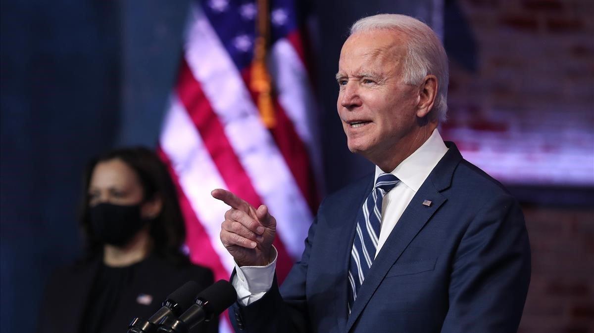 La autoridad electoral certificó la victoria de Biden en el estado Georgia