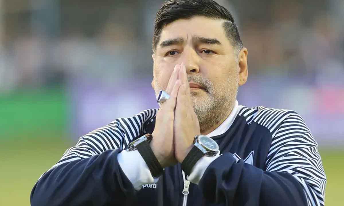 Último parte médico de Maradona