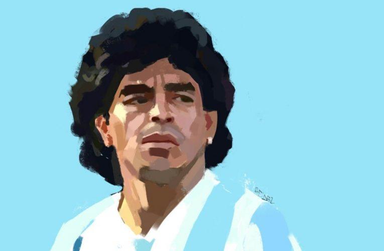 La Televisión Pública en vivo toda la noche para despedir a Maradona