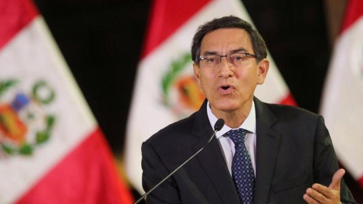 Merino asume la presidencia de Perú tras la destitución de Vizcarra